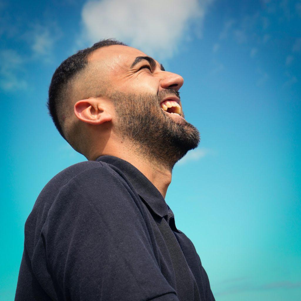 man-laugh